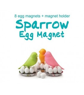 SPARROW EGG MAGNET