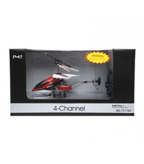 4 Channel, Metal frame RC Helicopter
