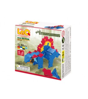 LaQ Dinosaur World mini Stegosaurus