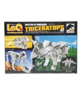 320pcs Skeleton of Dinosaur Triceratops