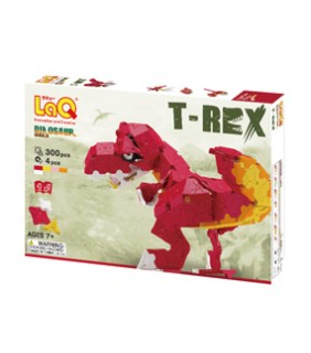 LaQ Dinosaur World T-Rex