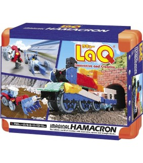 LaQ Imaginal Hamacron (700 Pieces+36 Pieces)