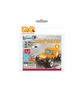 LaQ Hamacron Constructor Mini Racer 4