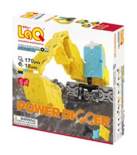 LaQ Hamacron Constructor Power Digger