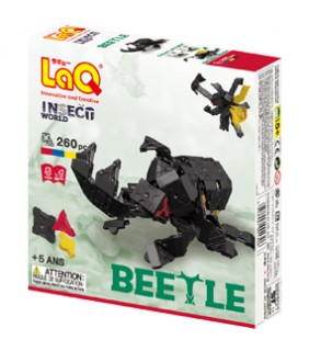 LaQ Insect World Beetle