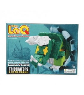 260pcs Triceratops