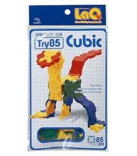 85pcs Cubic